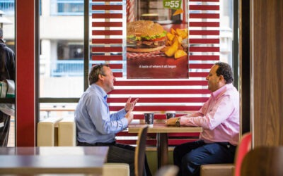 McDonalds' Brighton: Serving up Success