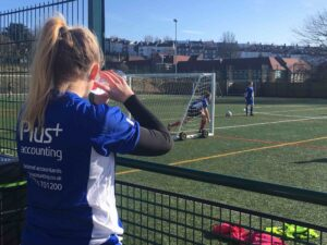 ThoughtShift charity football shield 2019