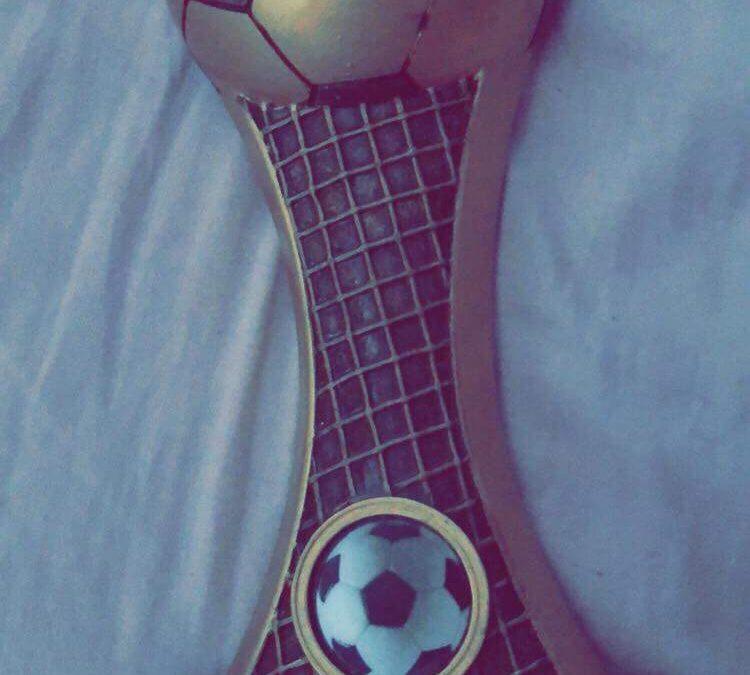 Hayley Nash wins another trophy!
