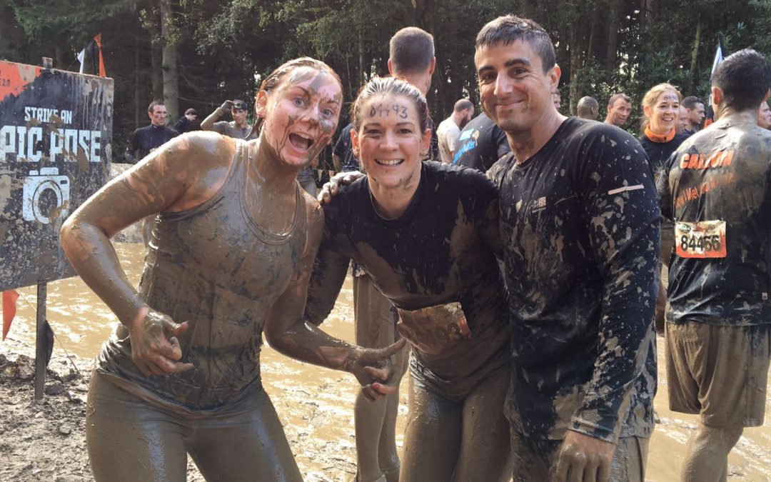 Tough Mudder 2016!