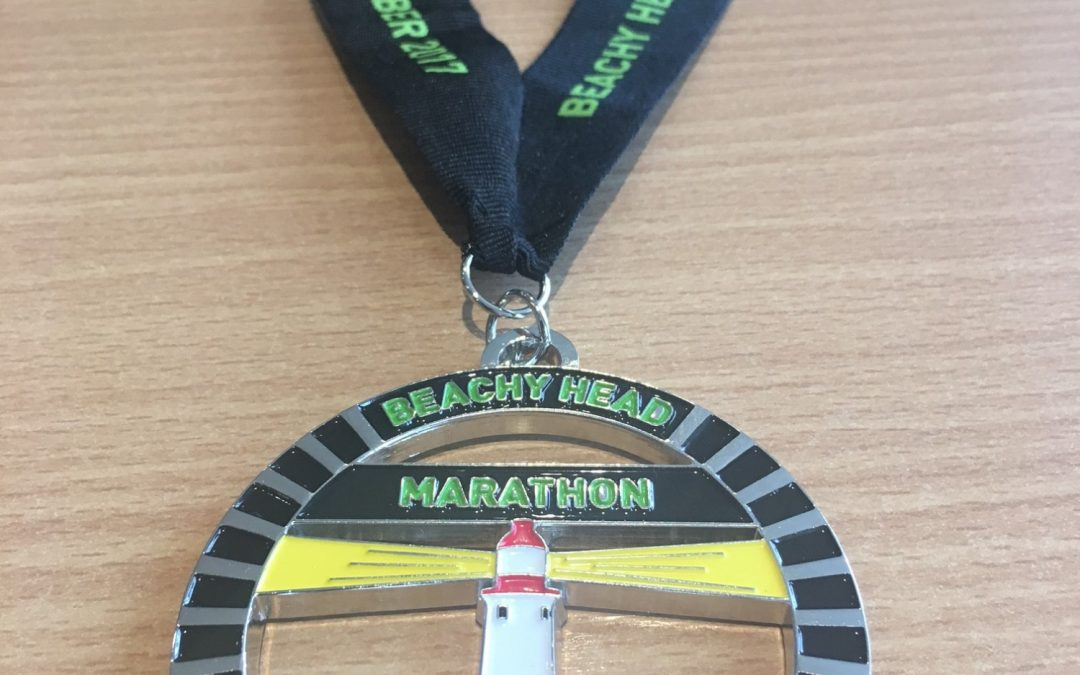 Beachy Head Marathon- completed!