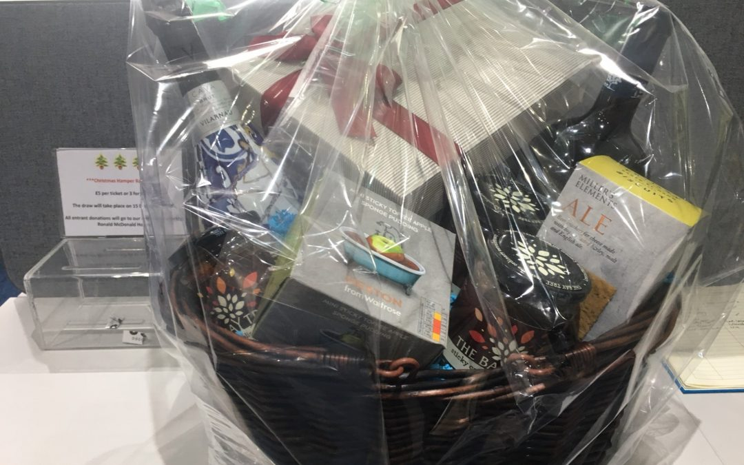 Xmas Hamper Raffle- Brighton Wine Co.