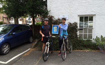 Cycle to work day- 14 September
