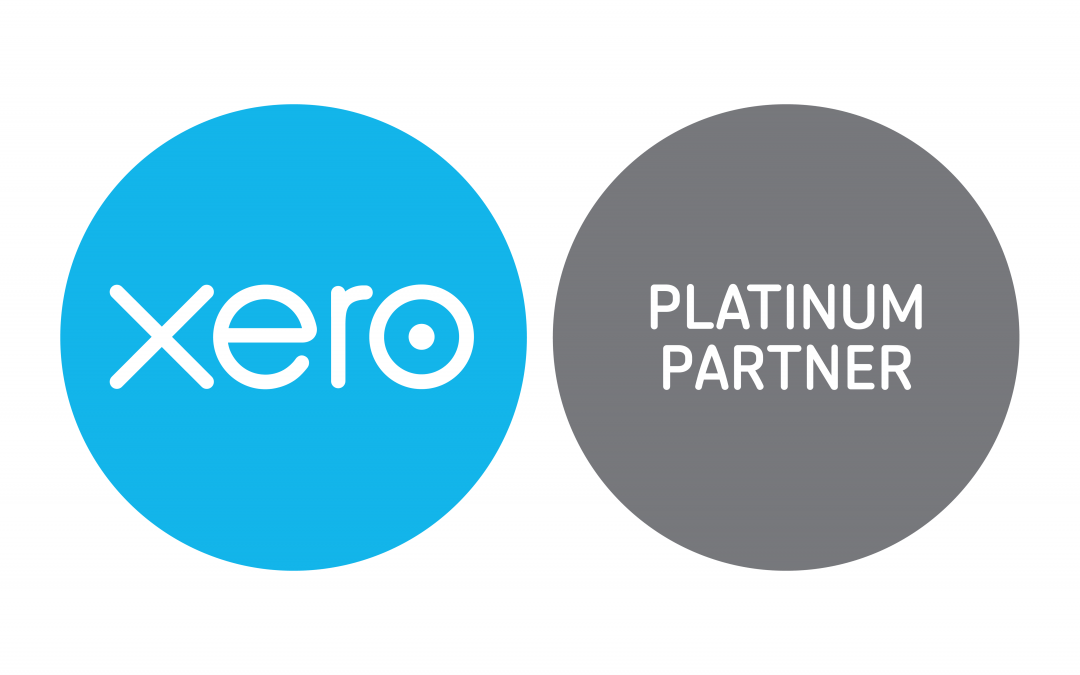 We are now Xero Platinum Partners!
