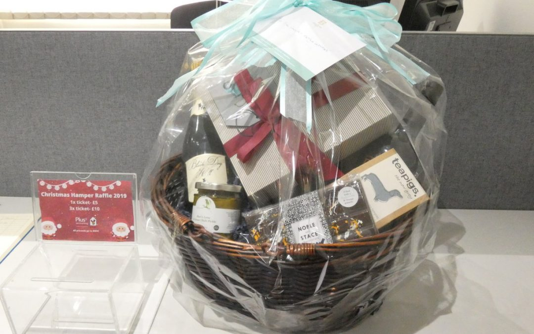 The 2019 Christmas Hamper Raffle- The Brighton Wine Co.