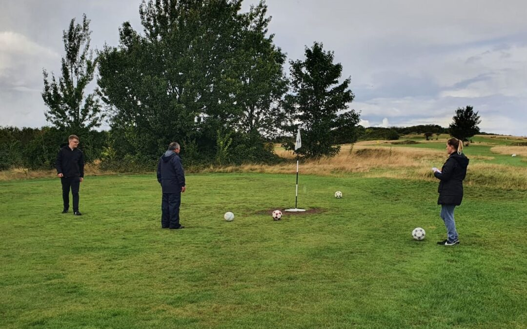 Plus On Par- Brighton Footgolf 2020!