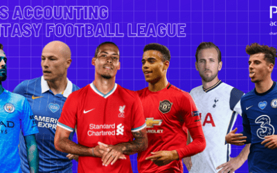 Plus Accounting Fantasy Football League is back for 2020/21!