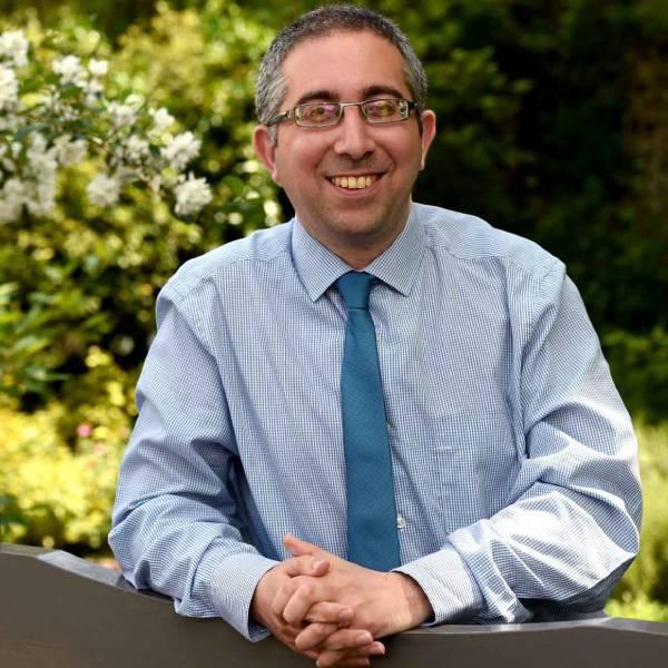 Anthony Barron Plus Accounting portrait