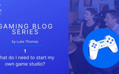 What do I need to start my own game studio?