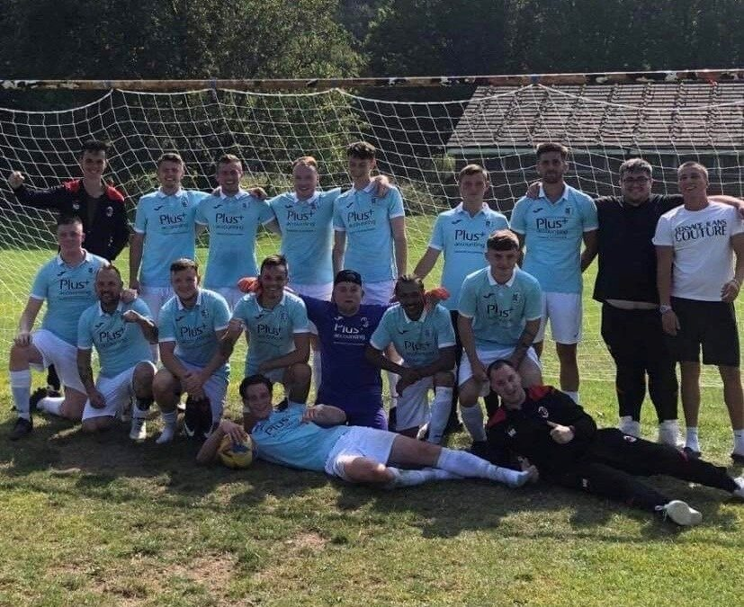 Sponsoring Stan's Sunday League Side – AC Dean