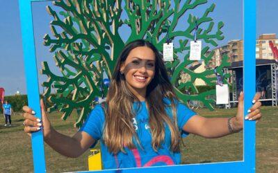 Elle raises over £600 for the Alzheimer's Society through the Memory Walk!